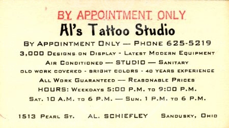 Als Tattoo Studio