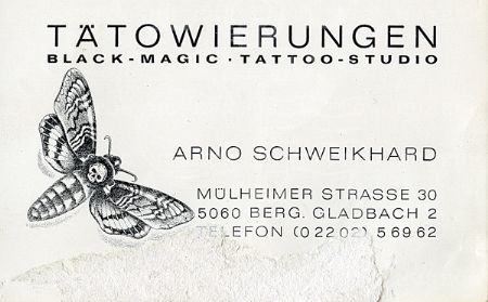 Black Magic Tattoo Studio
