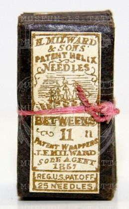 H Milward & Sons Loose Needles / 1940's - 1950