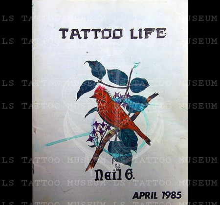 Tattoo Life Magazine - From the Bert Grimm collection