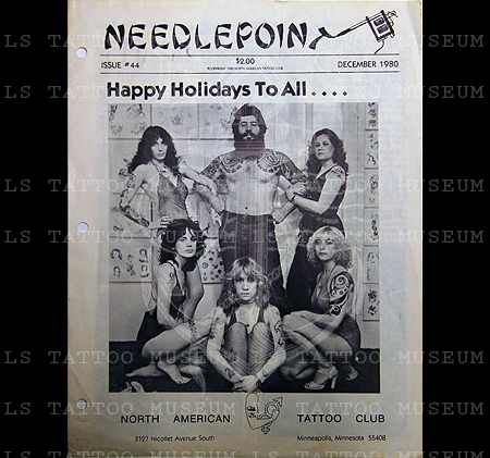 Issue #44  - December 1980 - Needlepoin