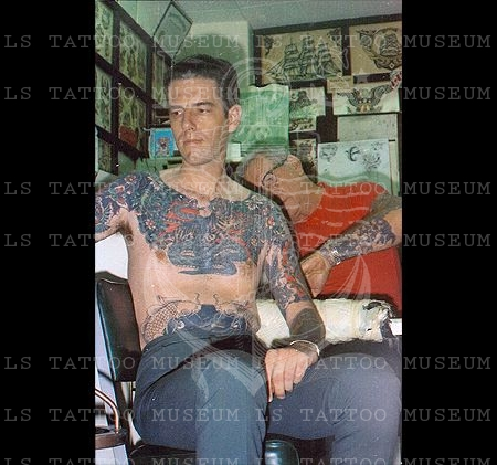 Sailor Jerry Tattooing