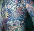 Tattoo by Sailor Jerry on Duke